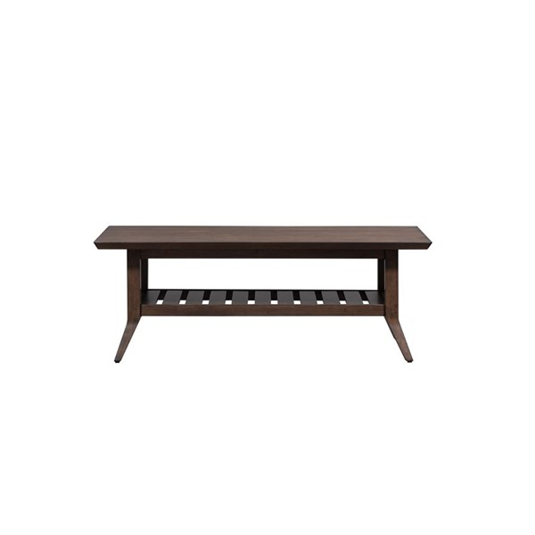 Liberty Ventura Boulevard Bronze Spice Rectangular Cocktail Table LBRT-796-OT1010