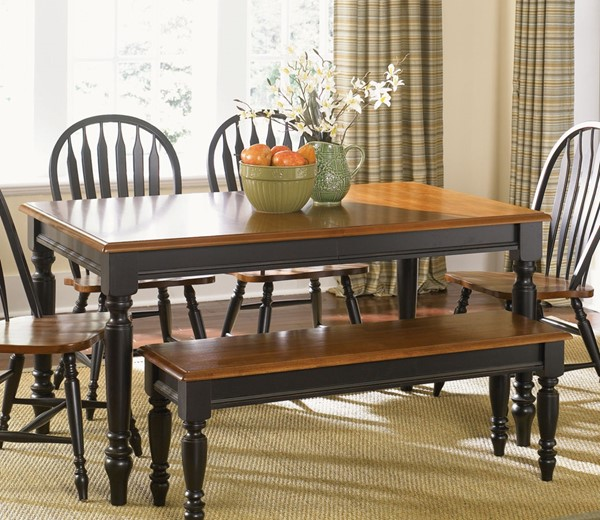 Liberty Low Country Rectangle Tables LBRT-80-T3876-DT-VAR