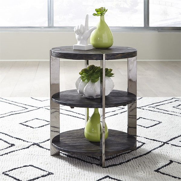 Liberty Paxton Chair Side Table LBRT-801-OT1021