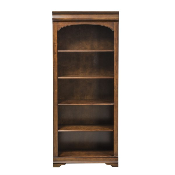 Liberty Chateau Valley Brown Bunching Bookcase LBRT-901-HO201