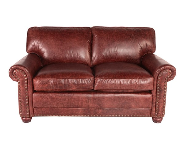 Lea Unlimited Hardwick Dark Brown Loveseat LEA-1912-20-9021