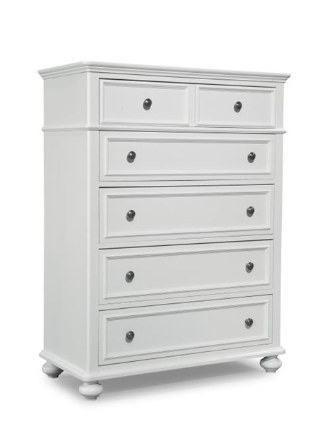 Legacy Furniture Madison White Drawer Chest LGC-N2830-2200