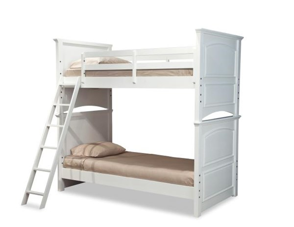 Madison Youth Natural White Wood Twin/Twin Beds LGC-2830-8110-BNK-VAR