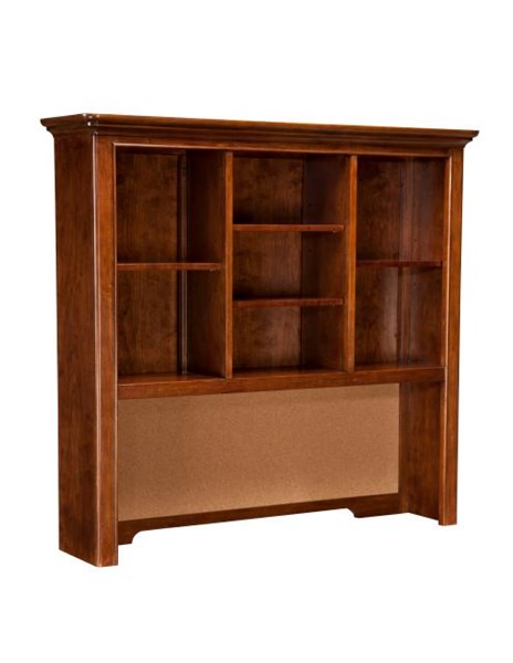 Impressions Lifestyle Clear Cherry Desk Hutch LGC-2880-6200