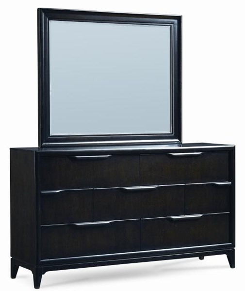Palisades Contemporary Cola Wood Dresser LGC-3480-1200