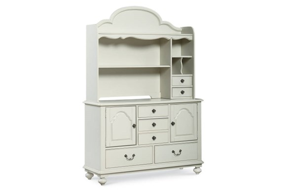 Inspirations By Wendy Bellissimo Morning Mist Wood Door Dresser LGC-3830-1300