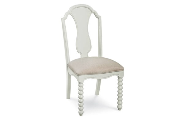Inspirations By Wendy Bellissimo Morning Mist Wood Boutique Chair LGC-3830-640KD