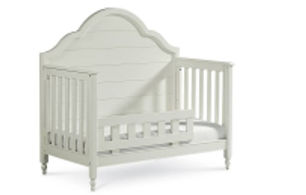 Inspirations By Wendy Bellissimo Crib w/Toddler Daybed & Guard Rail LGC-3830-8900-20