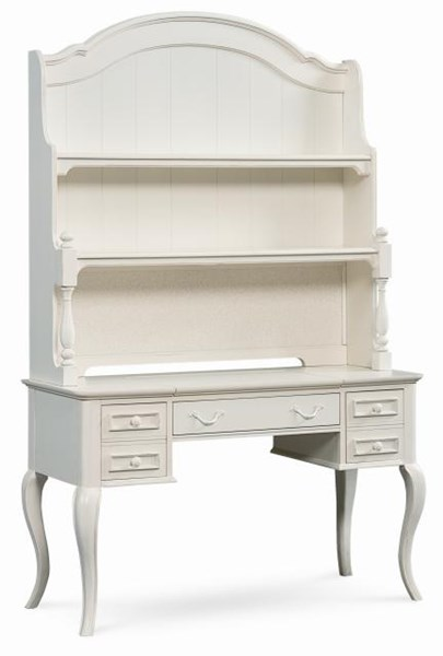 Charlotte European Traditional/Princess Antique White Desk LGC-3850-6100