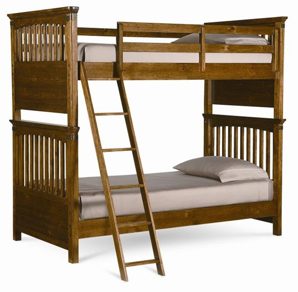 Bryce Canyon Traditional Pine Solid Wood Bunk Beds LGC-3900-BNK-VAR