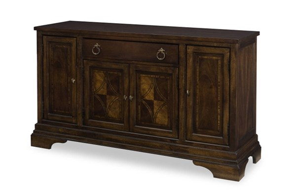 Irving Park Traditional Brandy Wood Buffet LGC-4100-370