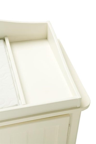 Summer Breeze Cottage Off White Changing Station Top LGC-481-7500C