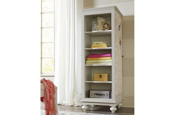 Haley Morning Mist Wood Rotating Accent Chest LGC-4830-2300