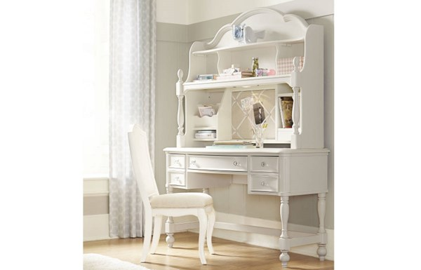 Harmony By Wendy Bellissimo White Wood Kids Table & Chair LGC-4910-6100-6200-640