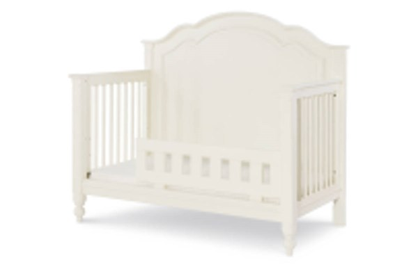 Harmony By Wendy Bellissimo Wood Toddler Daybed & Guard Rail LGC-4910-8920