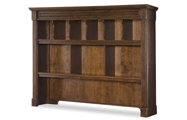 Big Sur By Wendy Bellissimo Traditional Saddle Brown Wood Hutch LGC-4920-7201