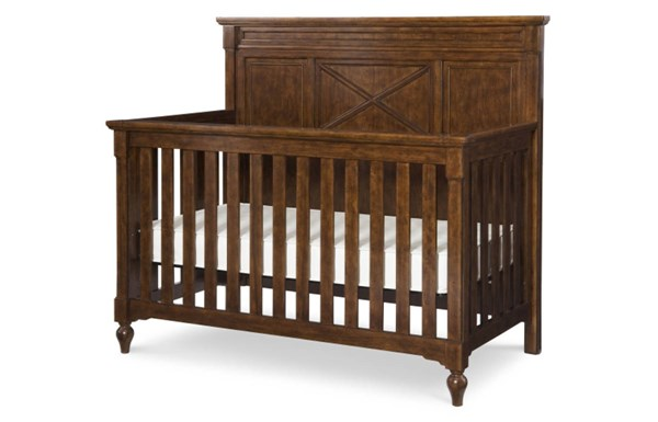 Wendy Bellissimo Convertible Crib w/Toddler Daybed & Guard Rail LGC-4920-8900-20