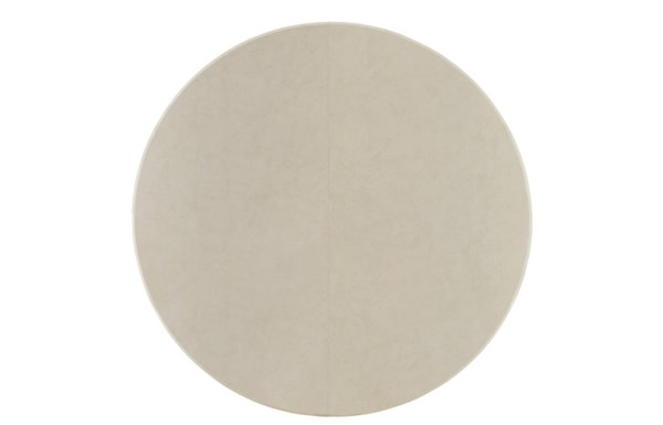 Tower Suite Contemporary Marbleized Pearl Wood Round To Oval Table-Top LGC-5010-521-T