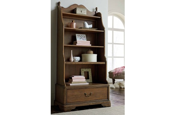 Danielle Traditional Wood Drawer Bookcase LGC-5840-7200