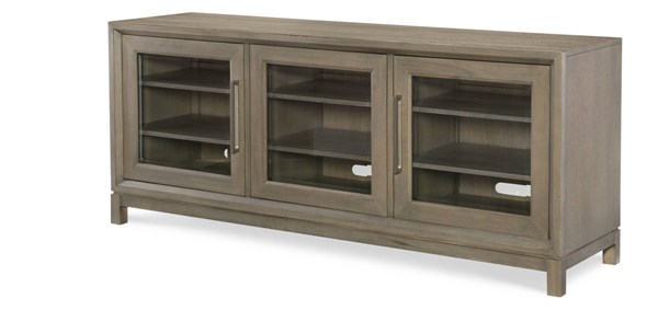 Legacy Furniture Highline by Rachael Ray Greige Entertainment Console LGC-6000-023