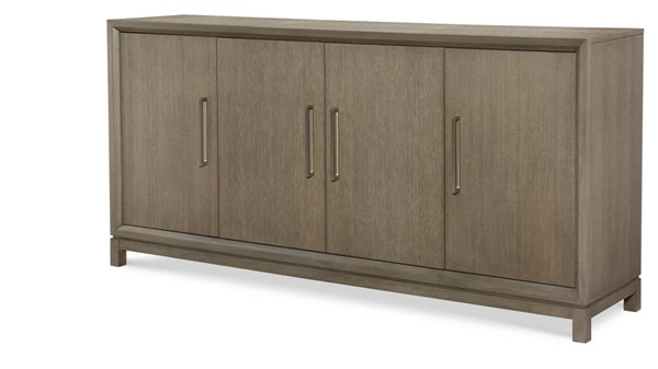 Legacy Furniture Highline by Rachael Ray Greige Credenza LGC-6000-151
