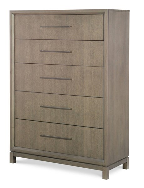 Legacy Furniture Highline by Rachael Ray Greige 5 Drawer Chest LGC-6000-2200