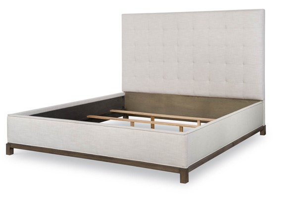 Legacy Furniture Highline by Rachael Ray Greige Upholstered Beds LGC-N6000-4705-BEDS-VAR