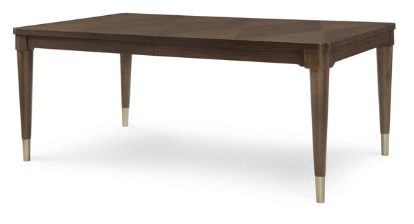 Legacy Furniture Soho by Rachael Ray Ash Rectangle Leg Table LGC-6020-223