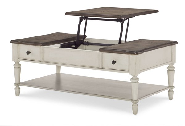 Legacy Furniture Brookhaven Lift Top Cocktail Table LGC-6400-401