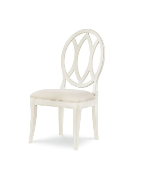 2 Legacy Furniture Everyday Sea Salt Oval Back Side Chairs LGC-7004-140-KD