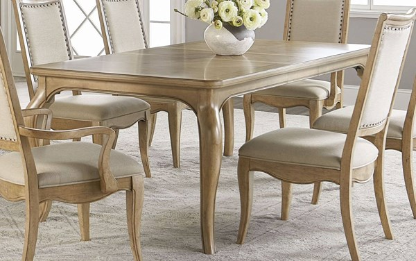 Legacy Furniture Ashby Woods Aged Birch Rectangle Leg Table LGC-7060-222