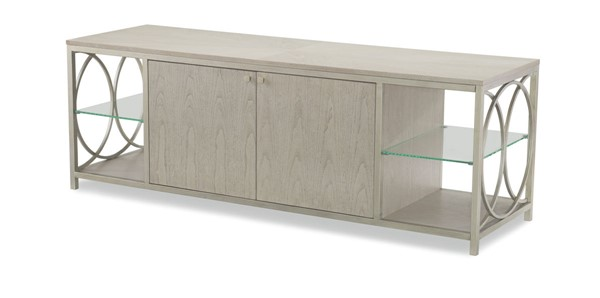 Legacy Furniture Cinema Grey Entertainment Console LGC-7200-023