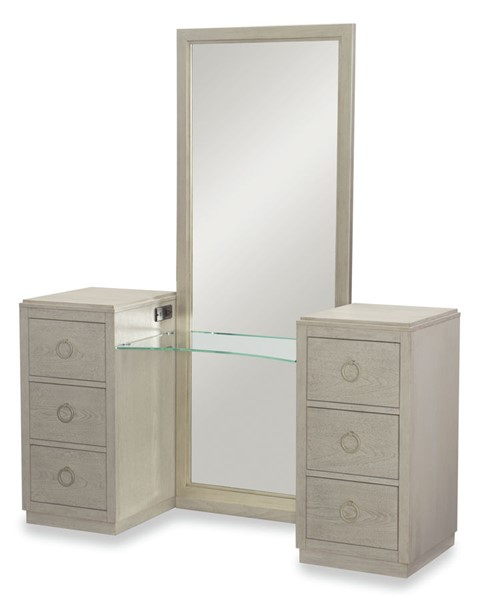 Legacy Furniture Cinema by Rachael Ray Grey Vanity LGC-N7200-7400K