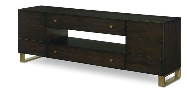 Legacy Furniture Austin Acacia Entertainment Console LGC-8100-023