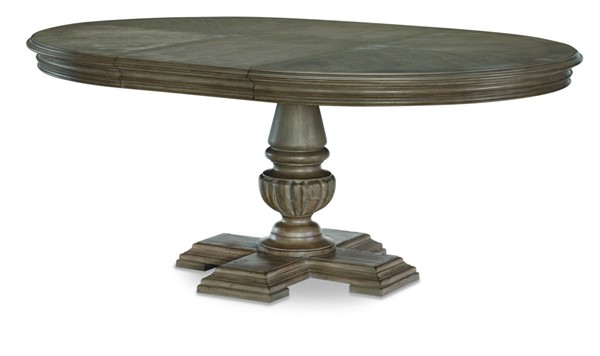 Legacy Furniture Manor House Cobblestone Pedestal Table LGC-8200-521K