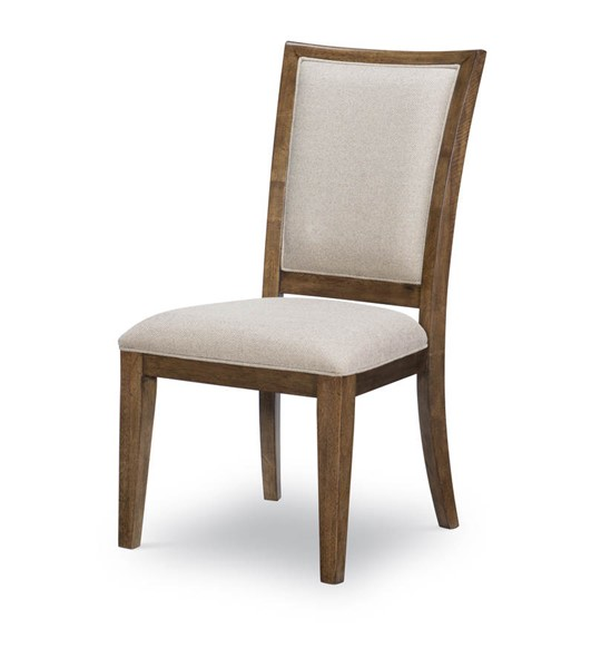 2 Legacy Furniture Forest Hills Brown Side Chairs LGC-8620-240