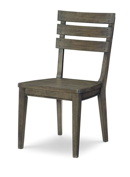 Legacy Kids Bunkhouse Aged Barnwood Desk Chair LGC-8830-640