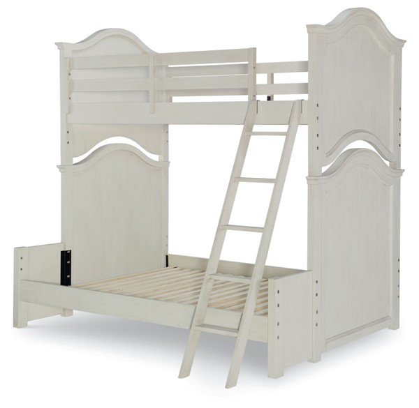 Legacy Kids Brookhaven Youth Vintage Rustic Dark Twin over Full Bunk Bed LGC-8940-8140K