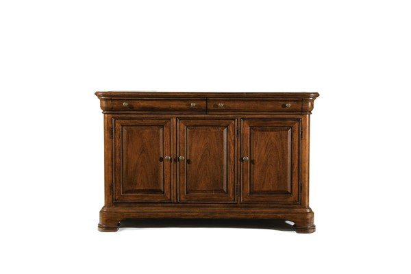 Legacy Furniture Evolution Okoume Credenza with Marble Top LGC-9180-151