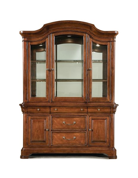 Legacy Furniture Evolution Okoume China Cabinet LGC-9180-370-CHINA