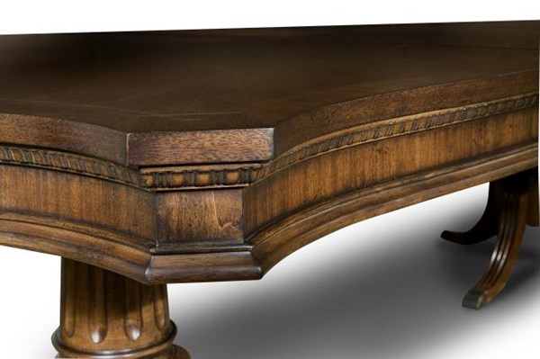 American Traditions Casual 18th Century Mahogany Table Top LGC-9350-622-T