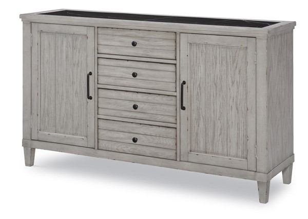 Legacy Furniture Belhaven Weathered Plank Credenza LGC-9360-151