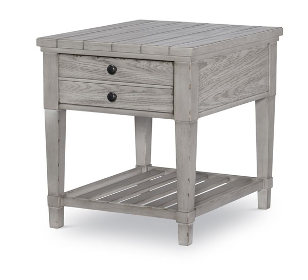 Legacy Furniture Belhaven Weathered Plank End Table LGC-9360-405