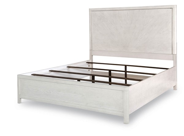 Legacy Furniture 11 West Cashmere White Panel Beds LGC-9600-410-BEDS-VAR
