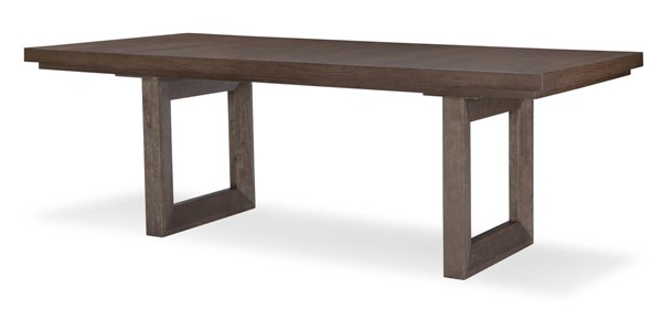 Legacy Furniture Facets Mink Silver Dining Table LGC-9760-621