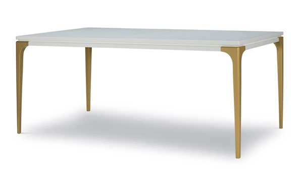 Legacy Furniture Chelsea by Rachael Ray White Gold Dining Table LGC-9781-221