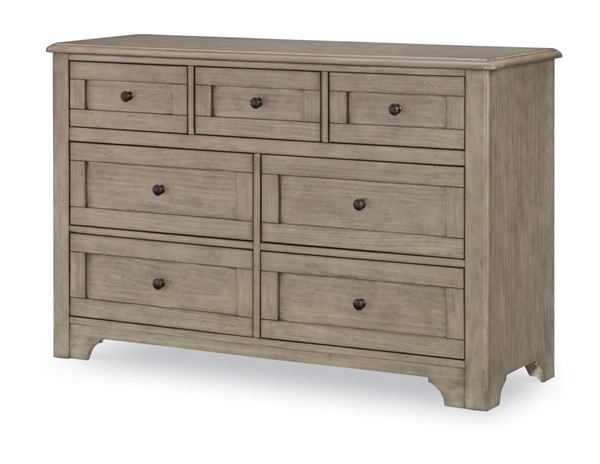 Legacy Kids Farm House Old Crate Brown Dresser LGC-9950-1100