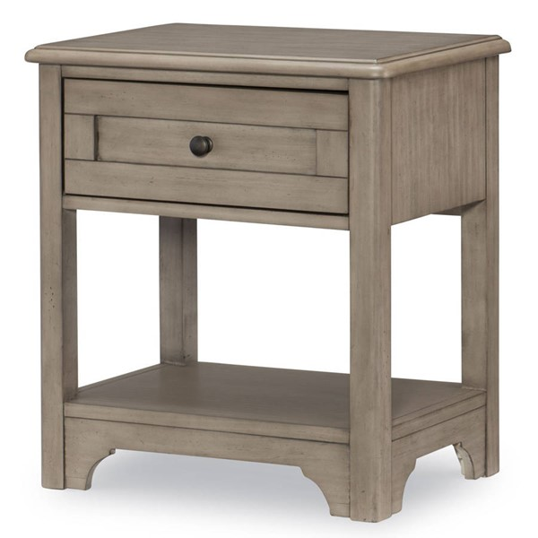 Legacy Kids Farm House Old Crate Brown Night Stand LGC-9950-3101