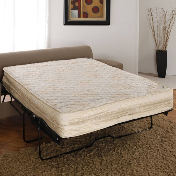 Leggett and Platt Airdream Ivory Hypoallergenic Inflatable Queen Mattress LGT-174869