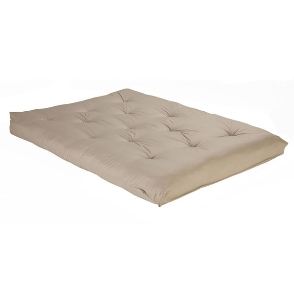 Leggett and Platt Khaki Innerspring Core 8 Inch Futon Mattress LGT-600815